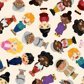 World People Pattern