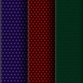 Seamless Texture Three-color