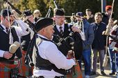 Irish Senior Bagpipers