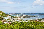 View Of Bay On St Martin From Hill
