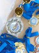 Cup And Medals