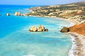 Aphrodite's Legendary Birthplace In Paphos, Cyprus.