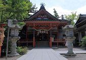 Kanazawa Shrine Ishikawa Japan