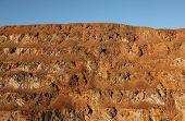 Stone pit quarry