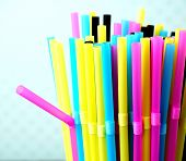 Colorful Straws For Drinks