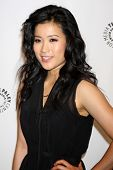 LOS ANGELES - SEP 7:  Jadyn Wong at the Paley Center For Media's PaleyFest 2014 Fall TV Previews - CBS at Paley Center For Media on September 7, 2014 in Beverly Hills, CA
