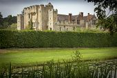 picture of hever  - Henry VIII