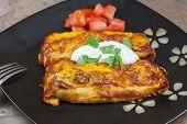 Homemade Mexican Enchiladas