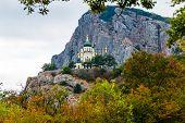 Foros Church in Crimea.