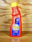 Bottle Of Wisk Stain Remover