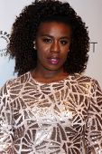 LOS ANGELES - MAR 14:  Uzo Aduba at the PaleyFEST -