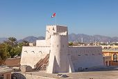 Kalba Fort In Fujairah