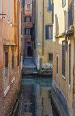 Small Venetian Canal