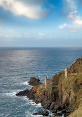 The Cornwall Coast