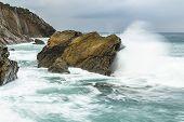Waves and rocks (oleaje y rocas)