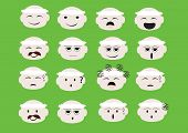 Guy Face Emoji
