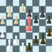 Chess betrayal