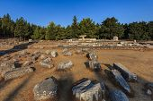 The Asclepieion - Ancient Kos, Greece
