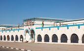 Market In Kalba, Emirate Of Fujairah