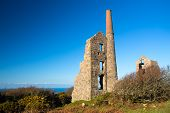 Carn Galver Mine Cornwall