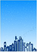 City By Night. poster