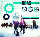picture of objectives  - Ideas Tactics Vision Motivation Objective Concept - JPG