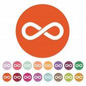 image of infinity  - The infinity icon - JPG