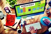 pic of employee month  - Strategy Plan Marketing Data Ideas Innovation Concept - JPG