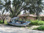 Hurricane Katrina - Shipwreck