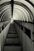Grimy Underground Passage