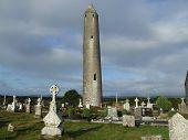 Kilmacudagh Round Tower