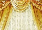 Luxury velvet Curtain
