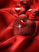 image of valentine heart  - Valentine Hearts - JPG