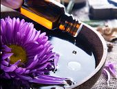 Aromatherapy.Essential oil.Spa treatment