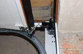 Contractor  Repair And Install Garage Door. Replace A Broken Garage Door Spring. Garage Door Spring  poster