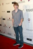 LOS ANGELES - 14 Juni: Sterling Knight bei der Rock-N-Reel-Veranstaltung statt, in den Culver Studios in Los Angeles