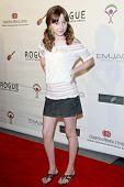 LOS ANGELES - JUN 14: Allisyn Ashley Arm at the Rock-N-Reel event held at Culver Studios in Los Ange