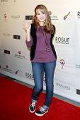 LOS ANGELES - JUN 14: Debby Ryan at the Rock-N-Reel event held at Culver Studios in Los Angeles, Cal