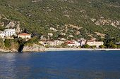 Fishing village of Poros at Kefalonia