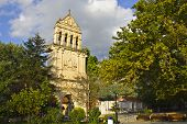 Saint Gerasimos at Kefalonia island in Greece