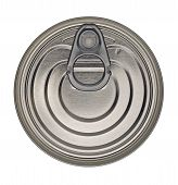 Food Tin Can Lid