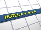 Hotel five stars