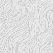 Abstract Background With Wavy Stripes. Repeating Waves. Stripe Texture With Many Lines. Wavy Line Pa poster