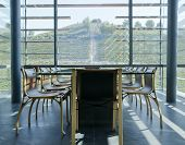 picture of aconcagua  - Modern wine tasting room in a winery in Aconcagua Valley - JPG