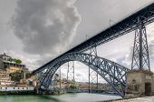 Steel Bridge Ponte Dom Luis