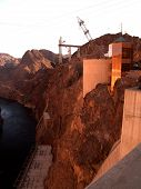 Hoover Dam Gold Building