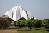 Bahai House of Worship, Lotus temple, India