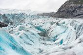 Nigardsbreen Glacier, An Arm Of The Jostedalsbreen Glacier, Jostedalsbreen National Park, Sogn Og Fj poster