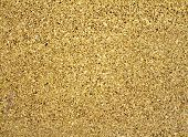 Texture Extruded Cork Or Particle Background