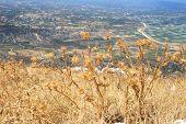 Vista do Monte Acrocorinto